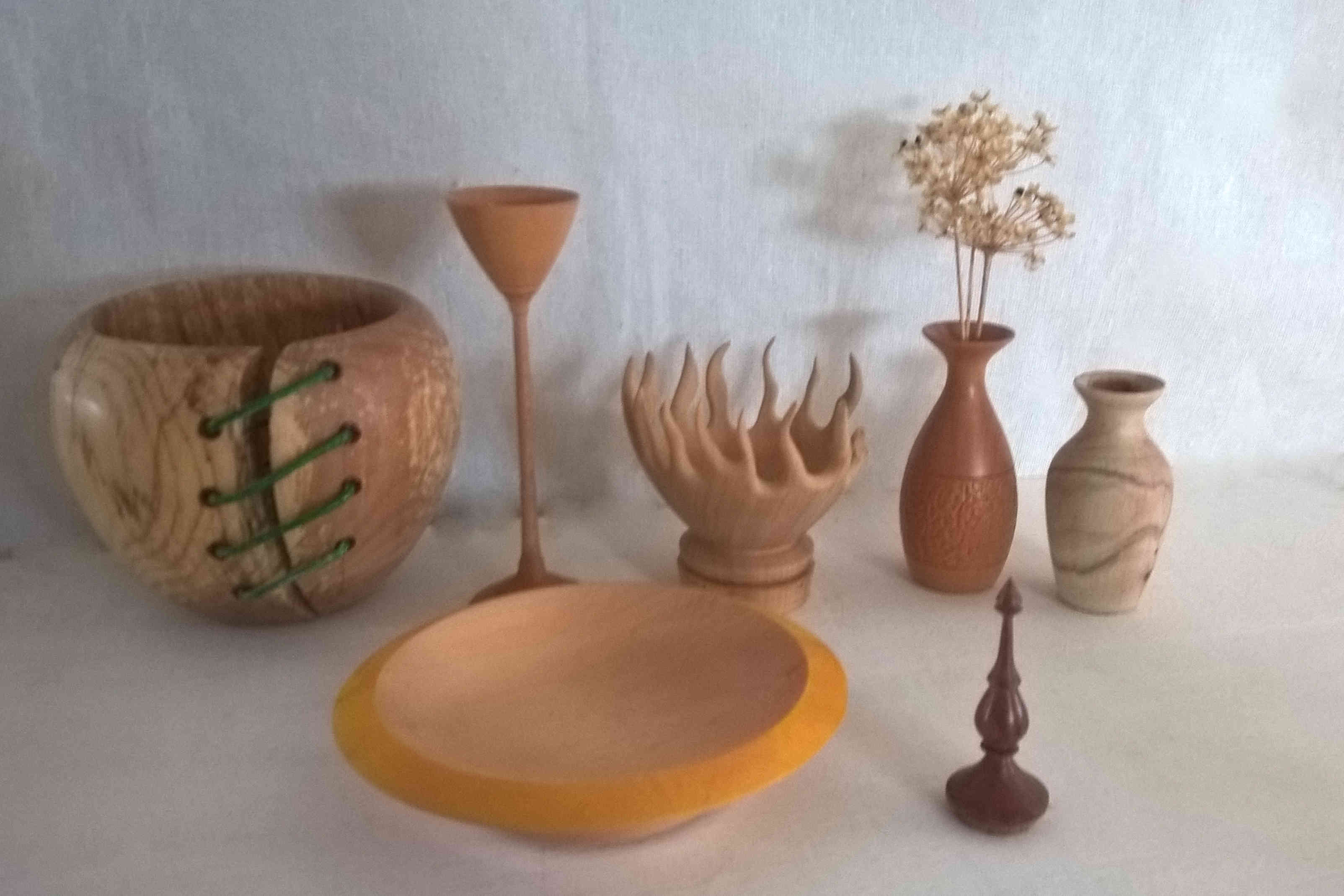 wood turning examples